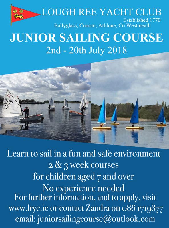 Junior Sailing Course